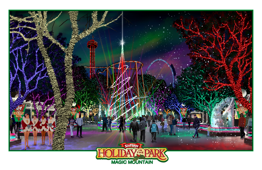 breaks interstate park christmas lights 2015 at disney