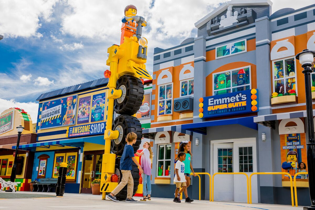 Category Lego Movie World Park Journey